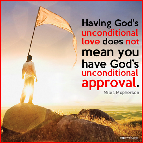 Unconditional Approval